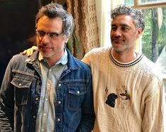 Jemaine Clement, Taika Waititi, Bfg, Soul On Fire, Upcoming Films, Funny People, Interview, Dads