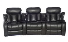 The Belaire line of home theater and media room seating is filled with features and controls at your fingertips. The oversized seats are made for extended comfort and beauty. Each seat is built using only the finest top grain leather, selected for its superior feel and durability.