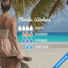 Florida Winters - Essential Oil Diffuser Blend
