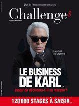 Une - Challenges 14 mars 2013
