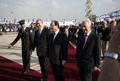 Israël: Hollande promet qu'il ne cèdera pas sur le nucléaire iranien.  Lire article : http://epsorg.fr/actus/israel-hollande-promet-quil-ne-cedera-pas-sur-le-nucleaire-iranien/