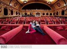 This is my kind of cinema.