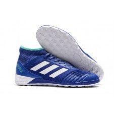 separation shoes 1048d a75ba Discount Adidas Predator Tango 18.3 IC Football Boots White Blue
