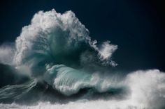 Australian Luke Shadbolt captures the wildest and destructive waves in Maelstrom