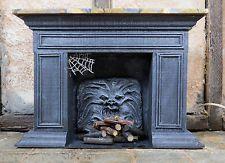 244 Best Mini Fireplaces Images Dollhouse Miniatures Fire Places