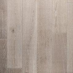 Torino White Oak Wire Brushed Water-Resistant Engineered Hardwood - 7.50mm x 7in. - 100651199 | Floor and Decor Grey Hardwood Floors, Hardwood Floor Colors, White Wood Floors, White Oak Wood, Engineered Hardwood Flooring, Grey Oak, Aquaguard Flooring, Vinyl Wood Flooring, Limestone Flooring