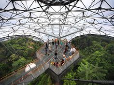 The Eden Project. UK