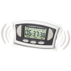 HEARING IMPAIRMENT & REC. AND DAILY LIVING: This alerting device is a vibrating kitchen timer, which can also be used as a stopwatch or clock. This device is designed for those with hearing impairments, but can also be a useful AT tool for those with low vision. $19.70