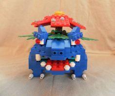 8 Albums of Lego Pokemon pics by Idonutexist