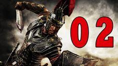 Barbarian bastards | Ryse son of rome ep 2