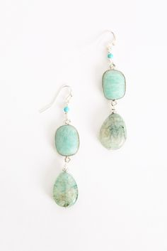 South Moon Under Double Drop Earrings | South Moon Under