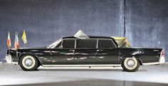 1964 Lincoln Continental Landaulet by Lehmann-Peterson