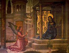 Juan de Borgoña - Anunciacion