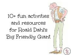 Unless you've been living under a rock, you'll know that it's a big year for Roald Dahl this year. Not only is it the 100th Anniversary of the birth of the well-loved author (13th September 1916), but there's also the new BFG movie that's recently opened in cinemas. While the movie ends a little differently... Read more: 10+ Fun Resources For Big Friendly Giant Fans