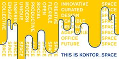 It's Nice That | Bibliothèque's campaign for Kontor aims to redefine how we see creative spaces