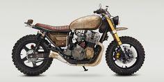 Daryl de The Walking Dead a une nouvelle moto !