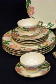 My Aunt Bea had these dishes......I bought my set years ago and still love them