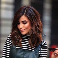 The New Long: MY PICKS OF 4 STYLISH FASHION BLOGGERS WITH THE CHICHEST 'LOB' HAIRCUTS