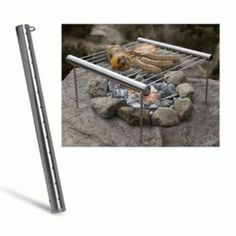 Baker + Bell - Grilliput portable barbeque grill