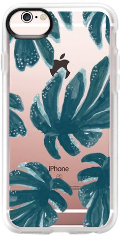 Casetify iPhone 6s Classic Grip Case - Leaf by Chloe Hall #Casetify
