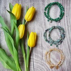 CocoandLimeYoga shared a new photo on Etsy Boho Jewelry, Gemstone Jewelry, Jade Beads, Jade Green, Clearance Sale, Gemstones, Crystals, Spring, Bracelets