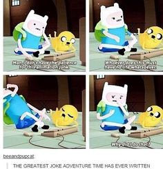 Lol adventure time funny
