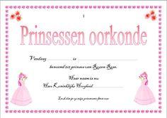 prinsessendiploma