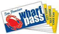 WharfPass | WharfPass - San Francisco Fisherman's Wharf - A One Price Admission Pass to the best Wharf Attractions, Sightseeing Tours and