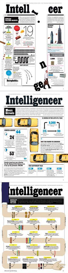 New York Magazine 2010-2012, Designer Raul Aguila, Design Director Chris Dixon