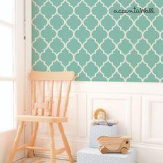 Savannah Removable Wallpaper | Pottery Barn Kids