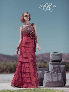 6706e7da4 Vestido de Madrina de Carla Ruiz 2012 - Modelo 86349