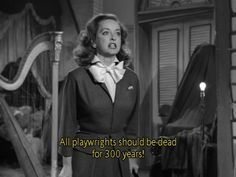 All About Eve Hollywood Quotes, Hollywood Icons, Vintage Hollywood, Classic Movie Quotes, Classic Movies, Claudette Colbert, All About Eve, I Robert, Let The Fun Begin