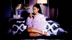 Ariana Grande Is Determined To Save Christmas | NYLON