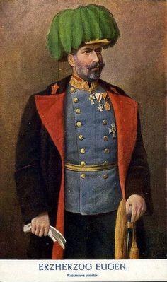 Erzherzog Eugen von Habsburg