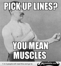 Overly Manly Man: Overly Manly Man...
