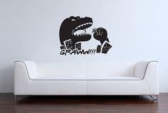 Godzilla Wall sticker