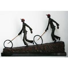PORTCHIE, WIELROL, BRONZE, ALICE ART GALLERY Art Gallery, Alice, Bronze, Collection, Art Museum