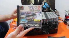 UNBOXING VIDEOGIOCHI PER PLAY STATION 1 PS1 PSX