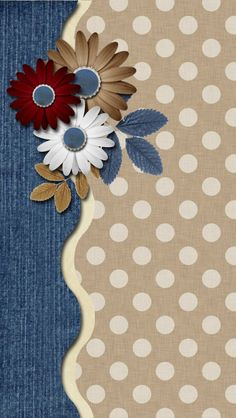Denim and Khaki Wallpaper Denim Wallpaper, Heart Wallpaper, Lock Screen Wallpaper, Flower Wallpaper, Mobile Wallpaper, Wallpaper For Your Phone, Cellphone Wallpaper, Iphone Wallpaper, Flower Backgrounds