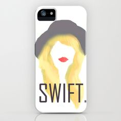 Taylor Swift iPhone & iPod Case by Jessica Pulido - $35.00