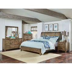 Andaluz 6-piece King Bedroom Set | Boudoir | Pinterest | King ...