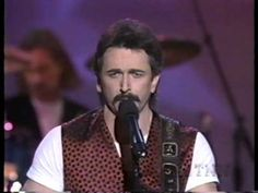 "Aaron Tippin - ""Blue Angel"" - LIVE - (early '90's)"