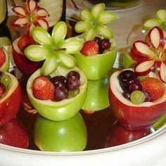 Great healthy party foods