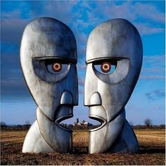 Showcase of Beautiful Album and CD covers- Pink Floyd - The Division Bell