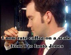 1 to Ianto Jones.