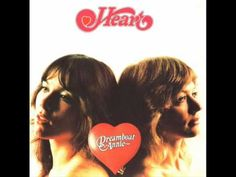 """""""crazy on you"""" - heart (1976)"""