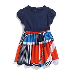 Girls' Dress, Tommy Hilfiger.