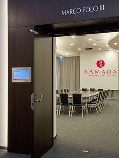 Seit Oktober 2015 eröffnet - Tagungen und Konferenzen im Ramada Hotel Hamburg City Center (direkt im Zentrum und in der Nähe von der Hafencity, dem Bahnhof und der Reeperbahn)