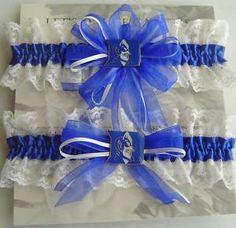 Duke garters.  Love.
