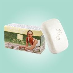 26 Minerals Soap | All the benefits of the Dead Sea in one bar of soap! | Based on a high concentration of vitamins and minerals from the Dead Sea | Provides your skin with a deep cleansing | Highly recommended for sensitive skin and as a relieving treatment for #Psoriasis #SkinCare #DeadSea #Soap